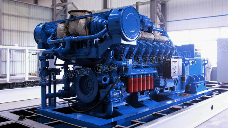 EttesPower Group 500kW 600kW 1MW 1000kW 1000kVa Natural Gas Engine-Generator Ettes Power