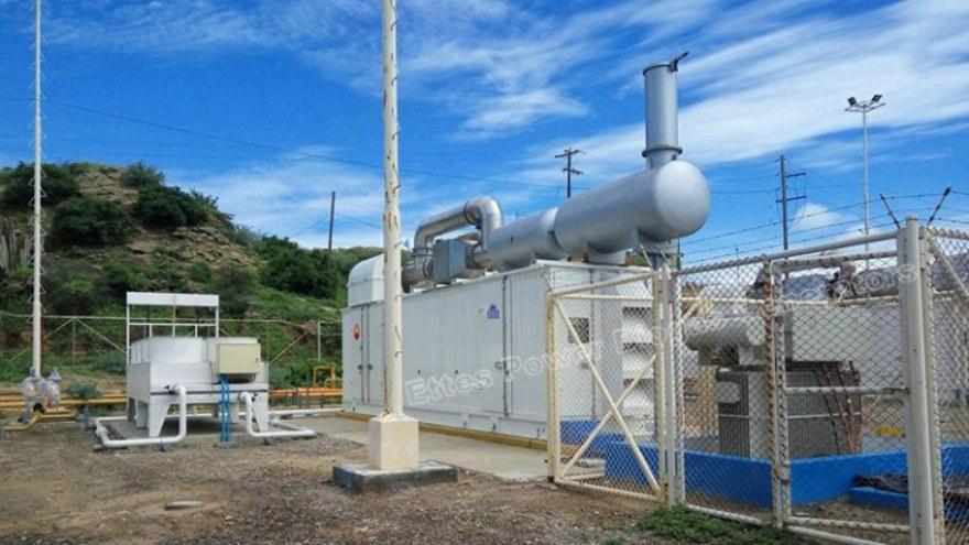 Ettes Power CNPC Container Oilfield Natural Gas Associated Gas Engine Generator Set Power Plant Ettespower