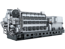 HFO Marine Engines Series